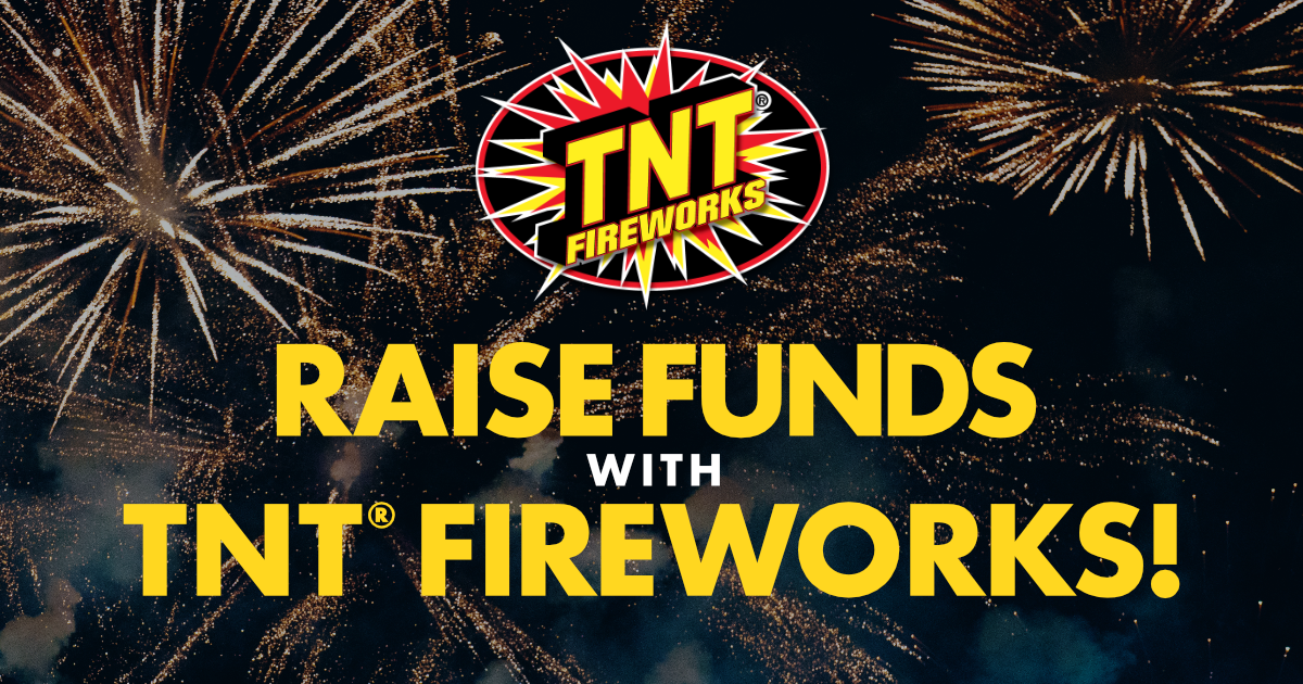 Fireworks | TNT Fireworks | Fundraising
